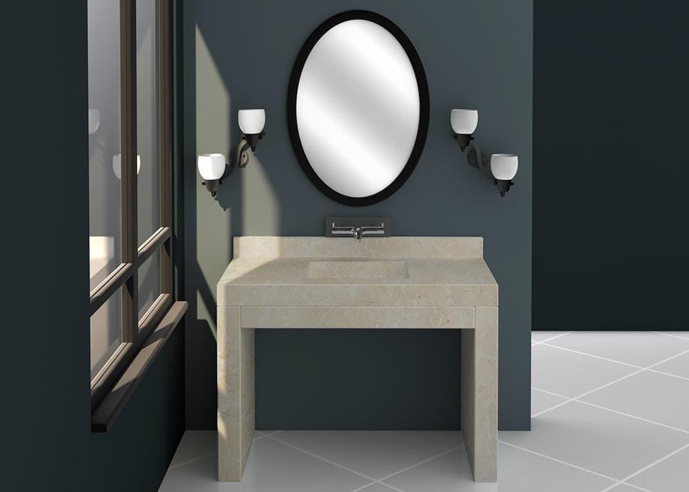 SL10626 Vanity Top