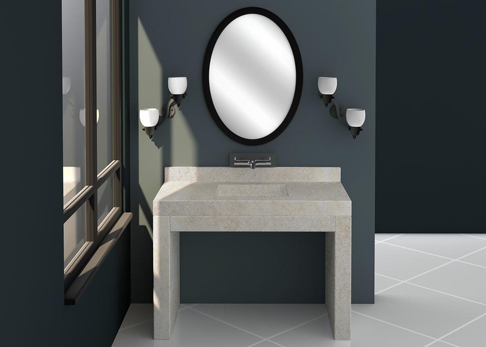 SL10724 Vanity Top