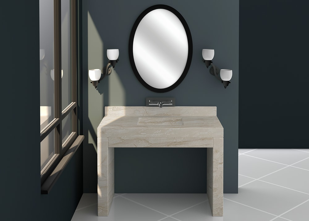 SL10841 Vanity Top