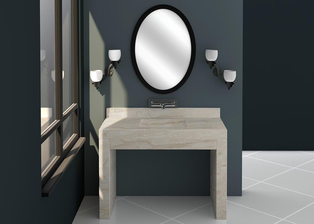 SL10865 Vanity Top