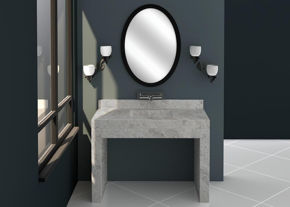 SL10878 Vanity Top