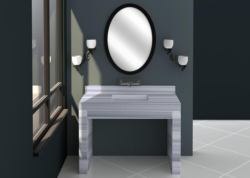 SL10973 Vanity Top