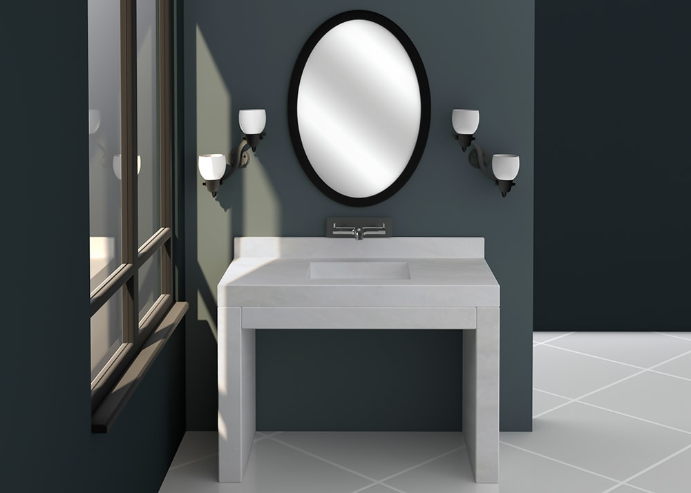 SL11350 Vanity Top