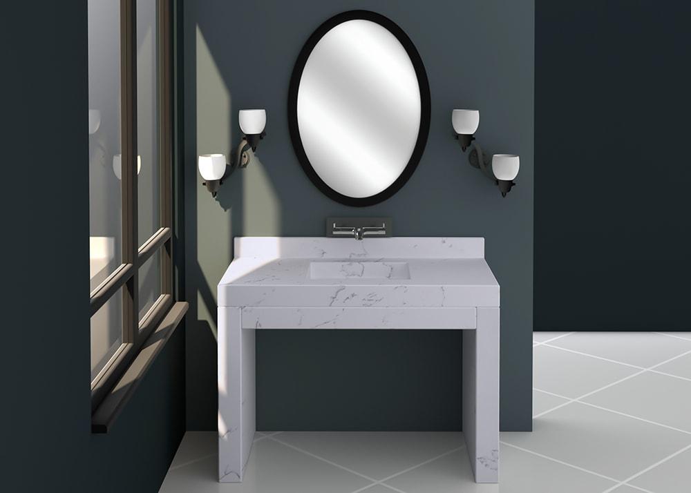 SL30039 Vanity Top