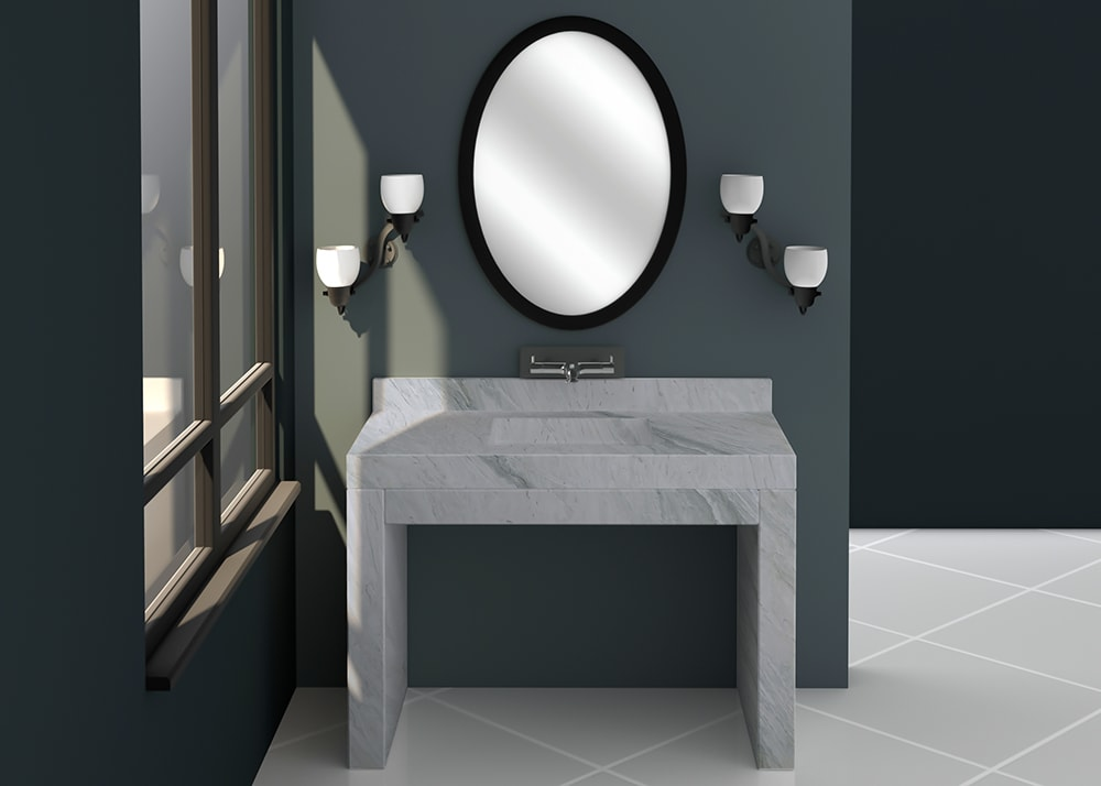 SL90250 Vanity Top