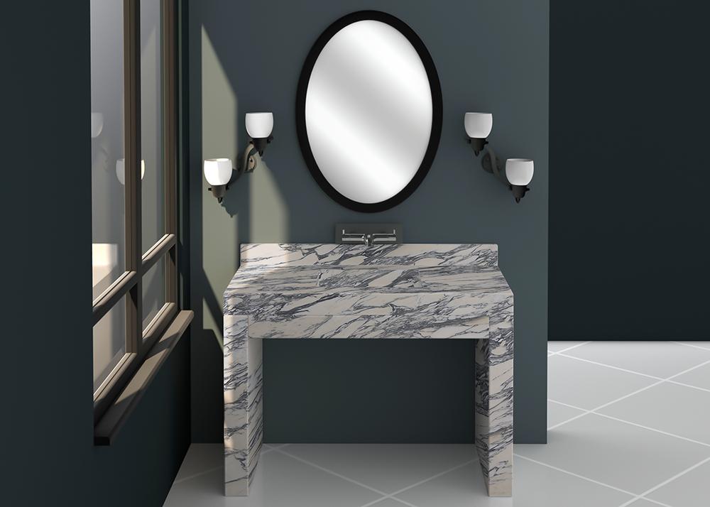 SL90265 Vanity Top