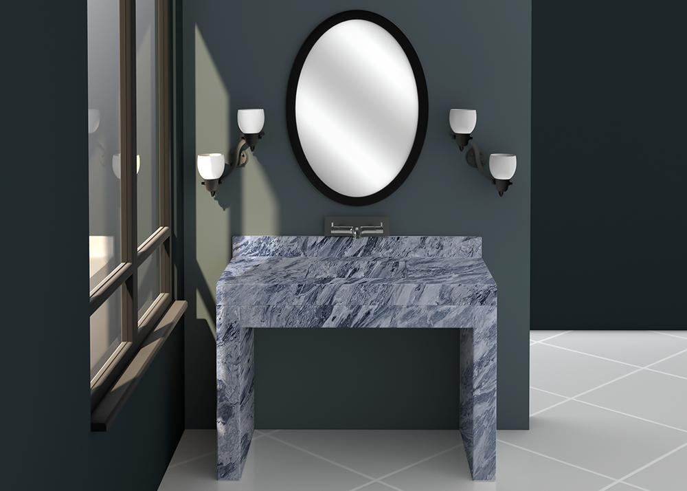 SL90387 Vanity Top