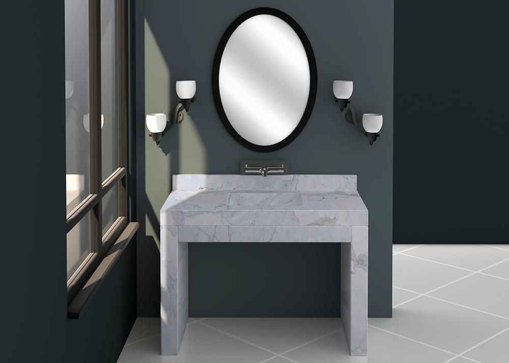 SL90411 Vanity Top