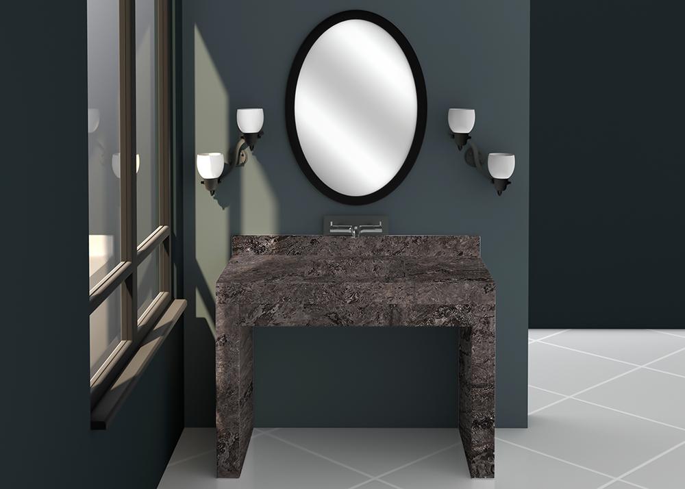 SL90480 Vanity Top