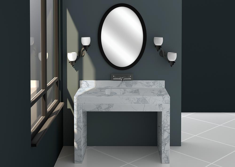 SL90501 Vanity Top
