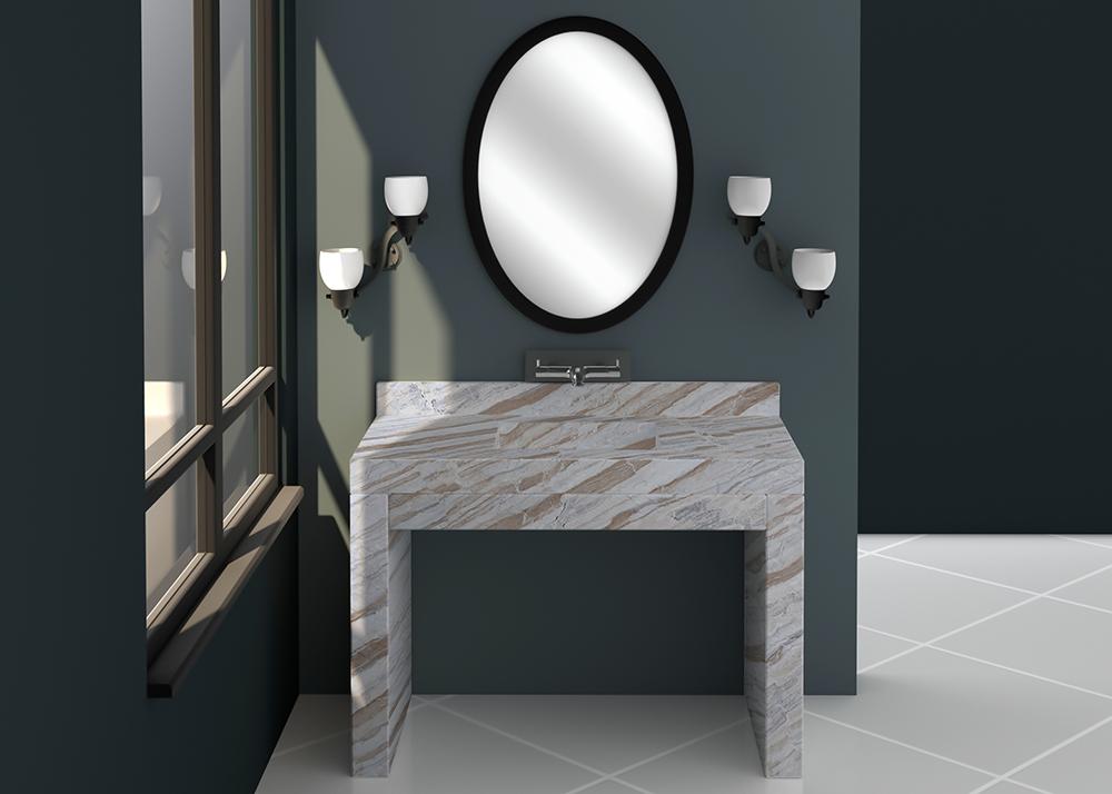 SL90554 Vanity Top