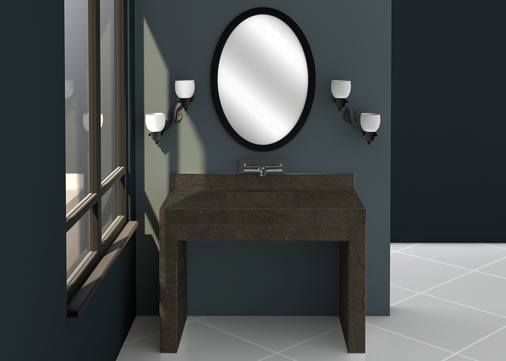 SL90587 Vanity Top
