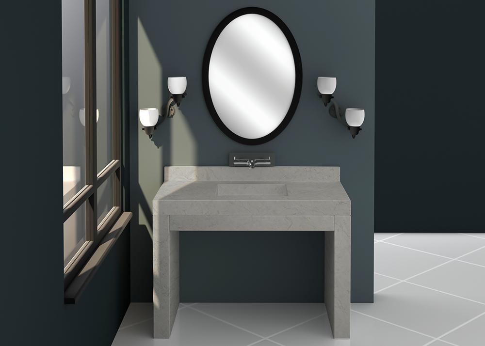 SL90749 Vanity Top