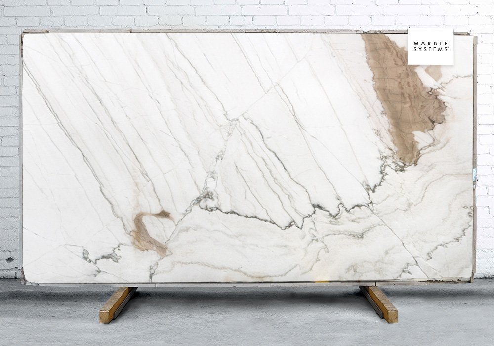 WHITE MACAUBAS POLISHED QUARTZITE SLAB SL10053-50971-2-4