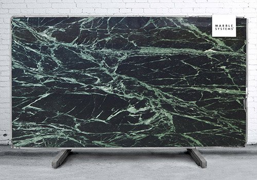 Empress Green Polished Marble Slab Random 1 1/4