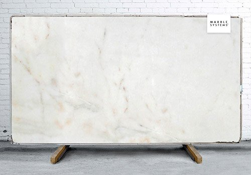 Afyon Sugar Polished Marble Slab Random 1 1/4