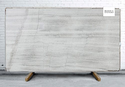 Haisa Light Polished Marble Slab Random 3/4
