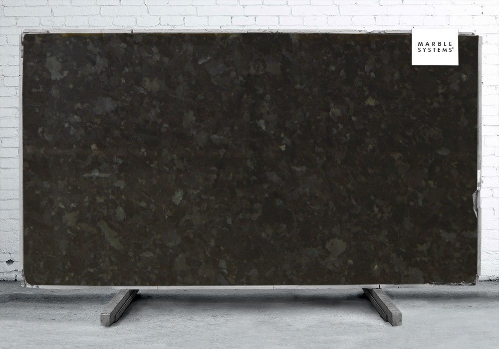 BROWN LAPIZ POLISHED GRANITE SLAB SL10555-69168