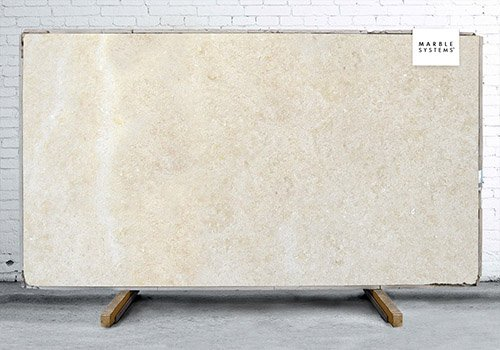 Casablanca Honed Limestone Slab Random 1 1/4
