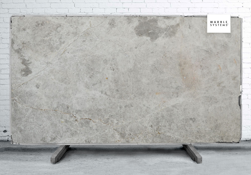 SILVER SHADOW POLISHED MARBLE SLAB SL10829-45898