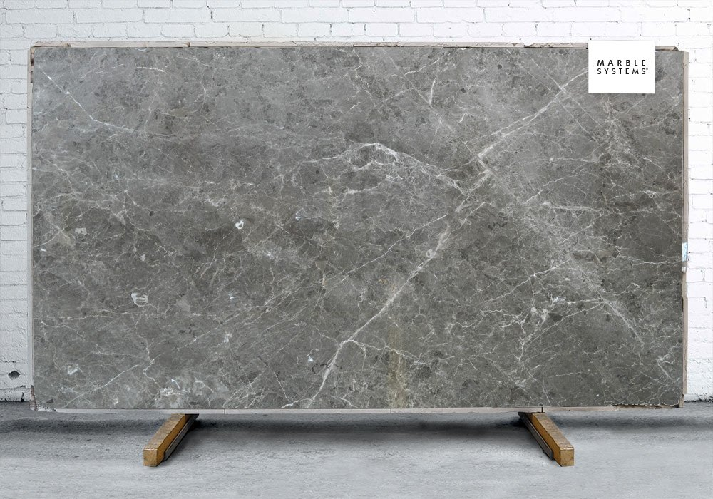 SILVER DROP POLISHED MARBLE SLAB SL10944-47576-2-6