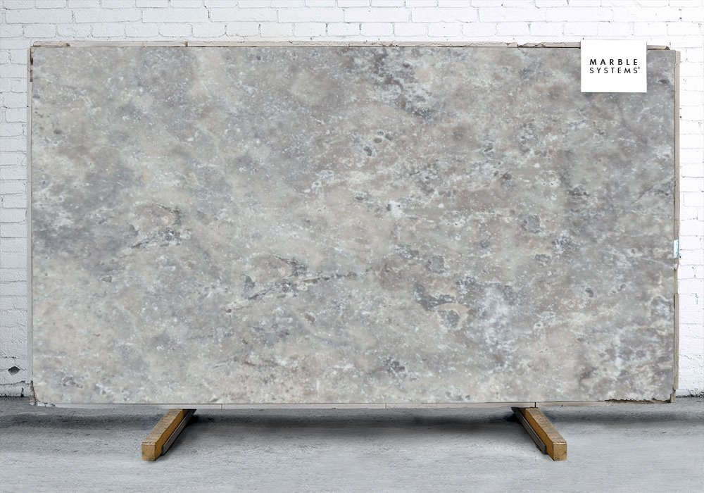 SILVERADO HONED&FILLED MARBLE SLAB SL10957