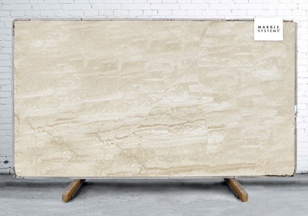 Diana Royal Anq Antiqued Marble Slab Random 1 1/4