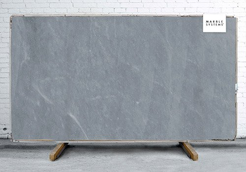 Allure Light Polished Marble Slab Random 1 1/4