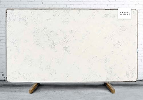 Bianco Arabescato Polished Quartz Slab Random 1 1/4