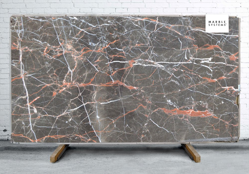 SAINT LAURENT POLISHED MARBLE SLAB SL90363-67222