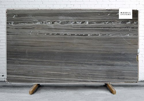 Twilight Black Polished Soft Quartzite Slab Random 1 1/4