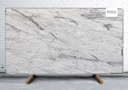 Statuarietto Polished Marble Slab Random 1 1/4