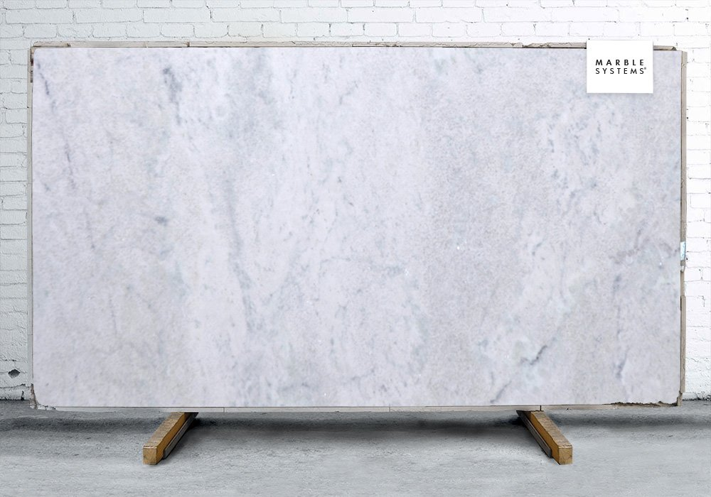 White Princess Polished Soft Quartzite Slab Random 1 1/4
