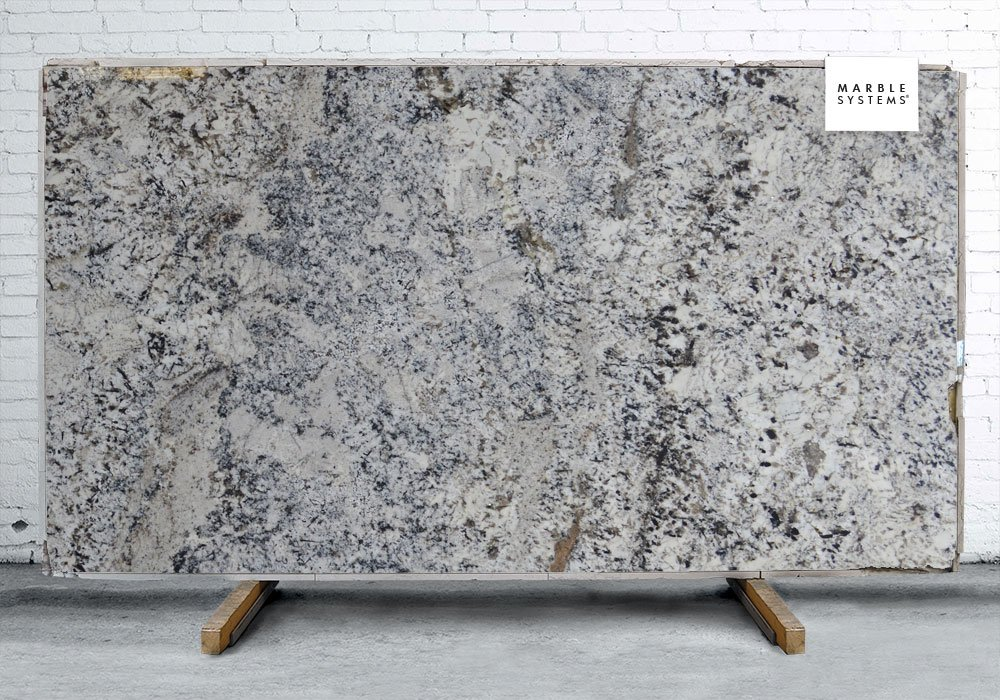 NEW AZUL ARAN POLISHED GRANITE SLAB SL90432