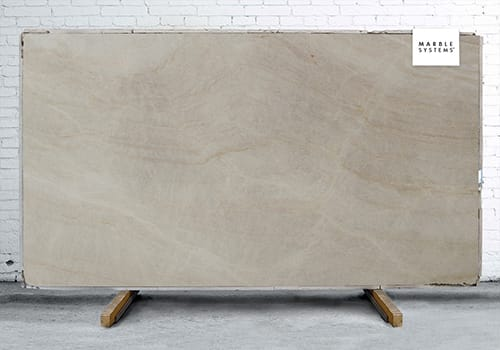 Perla Venato Polished Quartzite Slab Random 1 1/4