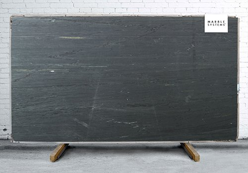 Black Honed Soapstone Slab Random 1 1/4