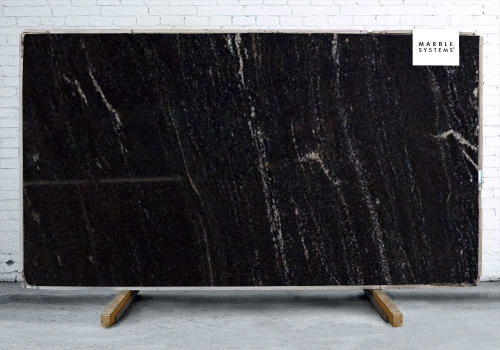 NERO ORION POLISHED GRANITE SLAB SL90498