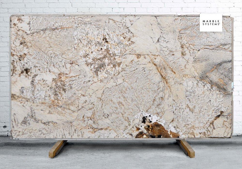 Copenhagen Polished Granite Slab Random 1 1 4 Marble