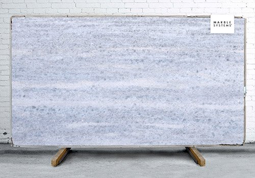 Pegasus White Leather Soft Quartzite Slab Random 1 1/4