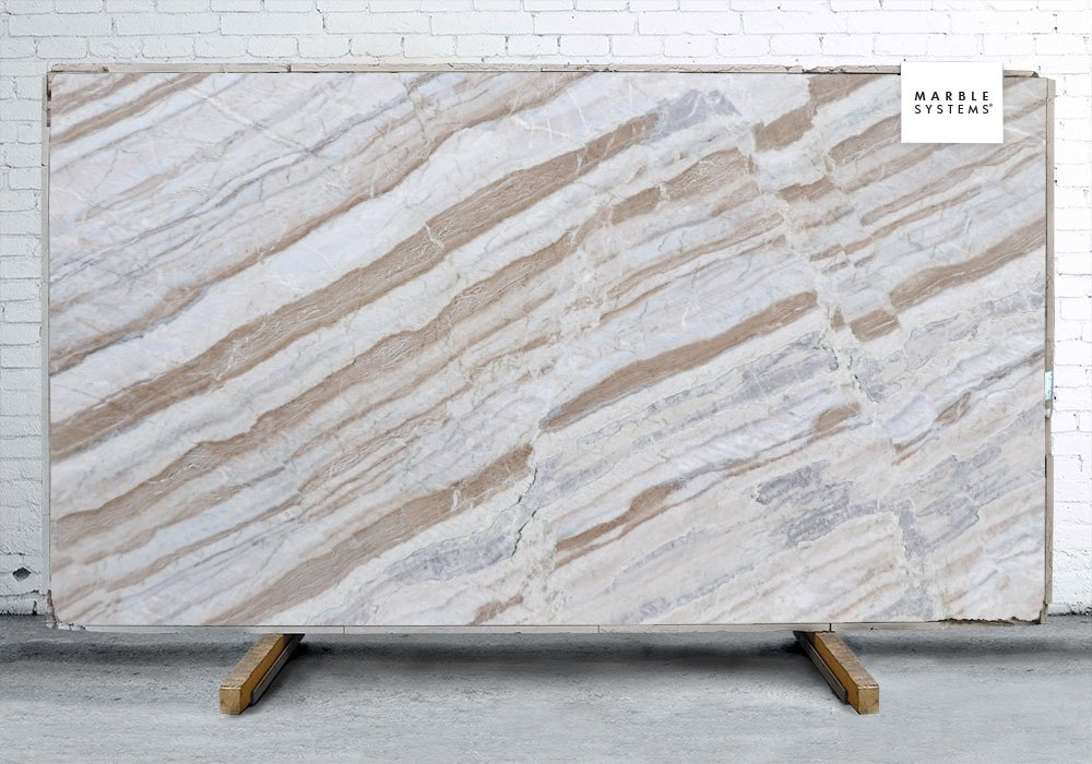 Corteccia Polished Soft Quartzite Slab Random 1 1/4