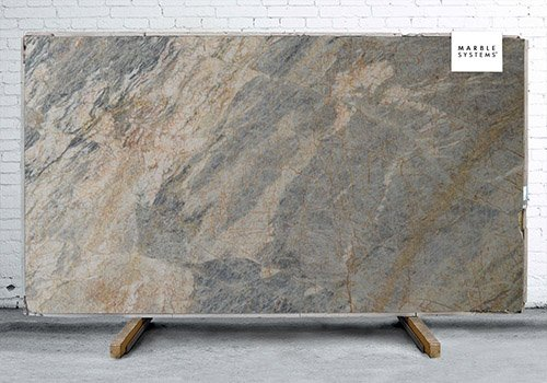 Quartzite Cielo Polished Quartzite Slab Random 1 1/4