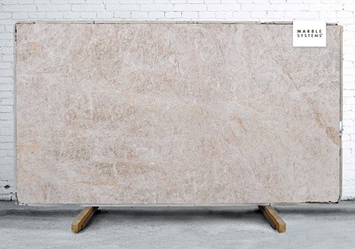 Renoir Polished Soft Quartzite Slab Random 1 1/4