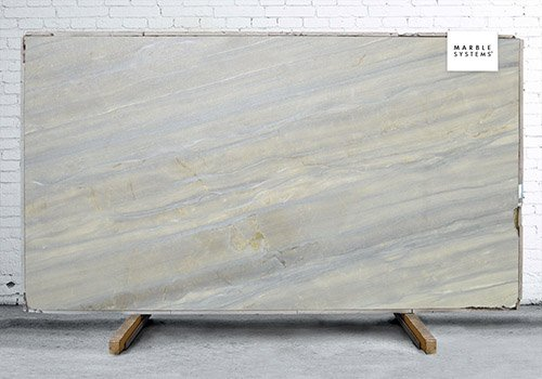 Sequoia Brown Leather Soft Quartzite Slab Random 1 1/4