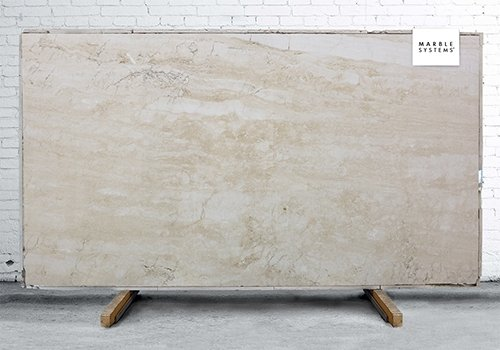 Travertino Navona Polished Travertine Slab Random 1 1/4