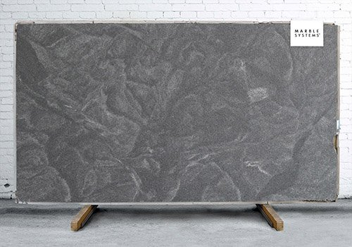 Virginia Mist Honed Granite Slab Random 1 1/4