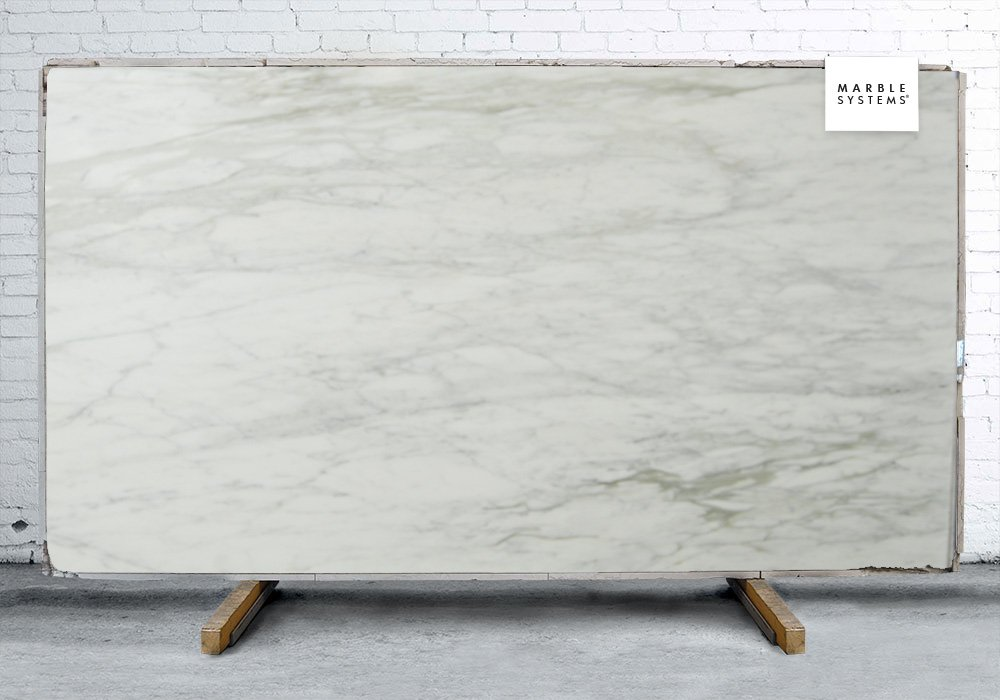 CALACATTA GOLD HONED MARBLE SLAB SL90688-80527