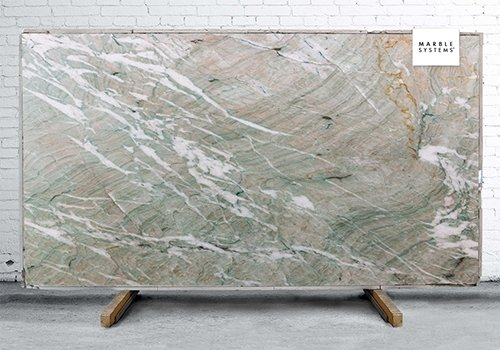 Alexandrita Polished Quartzite Slab Random 1 1/4