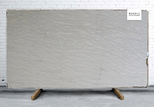 Dove Gray Honed Limestone Slab Random 1 1/4