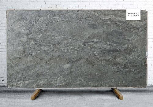 Gris Antracita Polished Soft Quartzite Slab Random 1 1/4