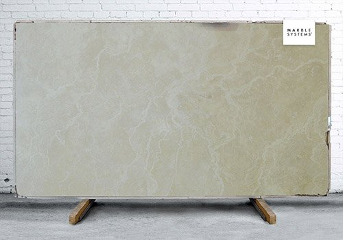 Roman Travertine Honed Travertine Slab Random 1 1/4